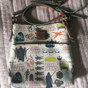 Dooney & Bourke Star Wars Crossbody Purse